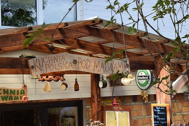 Restauracja Polanczyk Restauracja W Polanczyku Bieszczadzka Switez